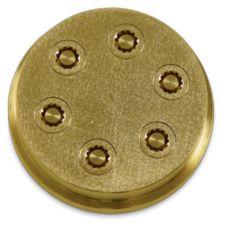 Trafila 110 mm Per Maccheroni Rigati 8 mm
