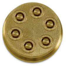 Trafila 110 mm Per Maccheroni Lisci 25 mm