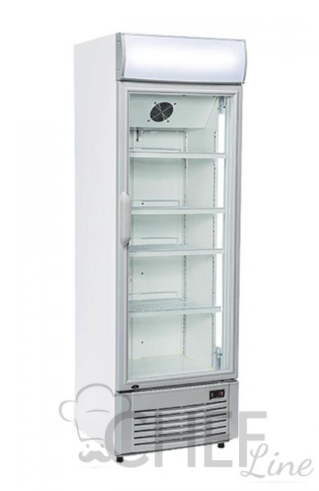 Immagine Vetrina Refrigerata Ventilata Per Bibite 350 Litri