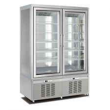 Vetrina Congelatore Gelati Verticale CHGL136191 Chefline