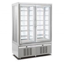 Vetrina Congelatore Gelati Verticale CHGL136194 Chefline