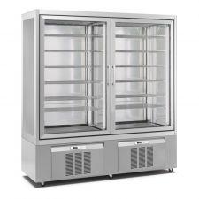 Vetrina Congelatore Gelati Verticale CHGL176191 Chefline