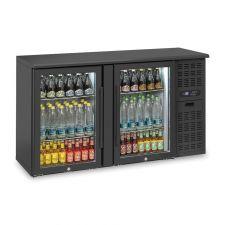 Retrobanco Refrigerato 315 Litri Con Porte Battenti Chefline