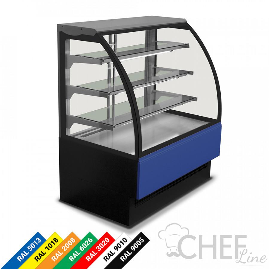 Vetrina Espositiva Refrigerata EVO di Chefline.it