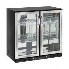 Vetrina Refrigerata 228 Litri Con Porte Battenti Chefline