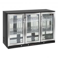 Vetrina Refrigerata 302 Litri Con Porte Battenti Chefline