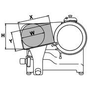 Capacità di taglio dell'affettatrice AGS250