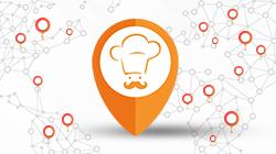 Scopri la mappa dei clienti top Chefline.it