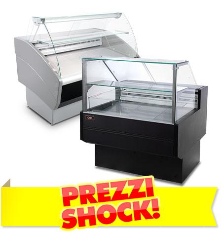 Banchi Frigo Macelleria e Salumeria Prezzi Shock