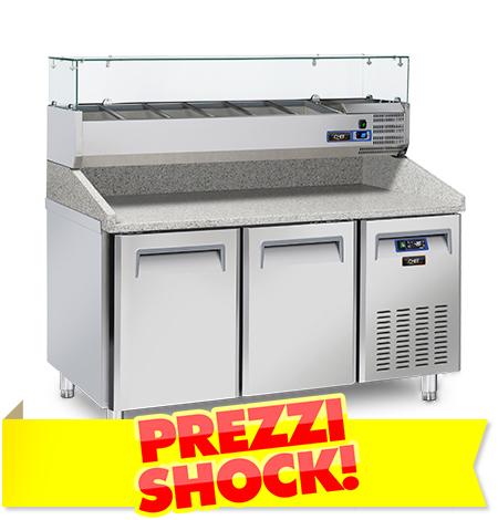 Banchi Pizzeria Professionali a Prezzi Shock